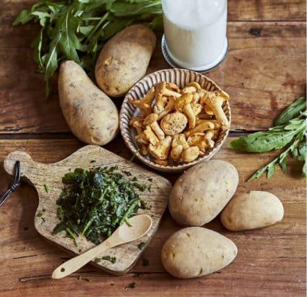 Die Badische Küche im Kartoffelhaus Freiburg